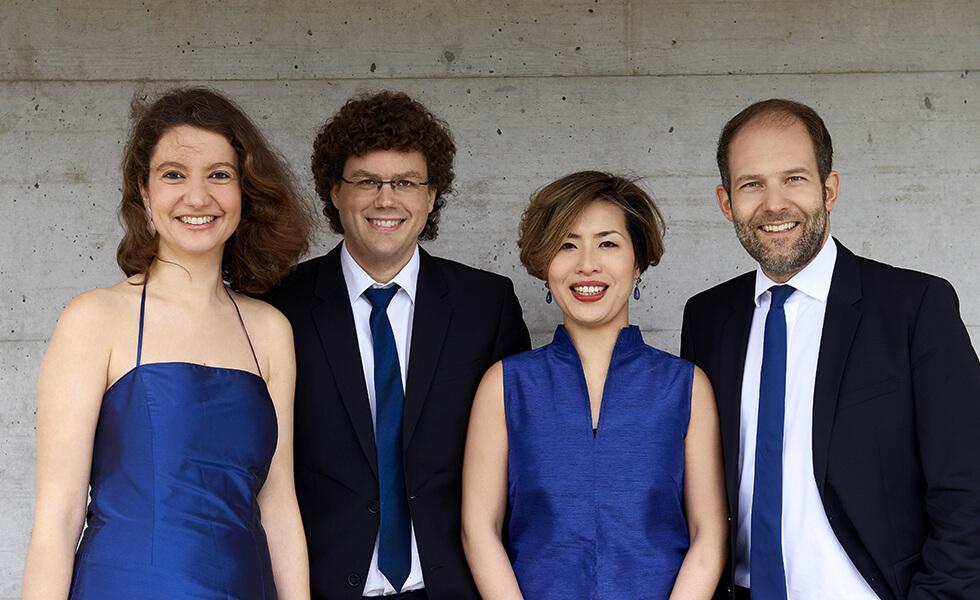 Jürgen Ponto-Stiftung Musik Amaryllis Quartett