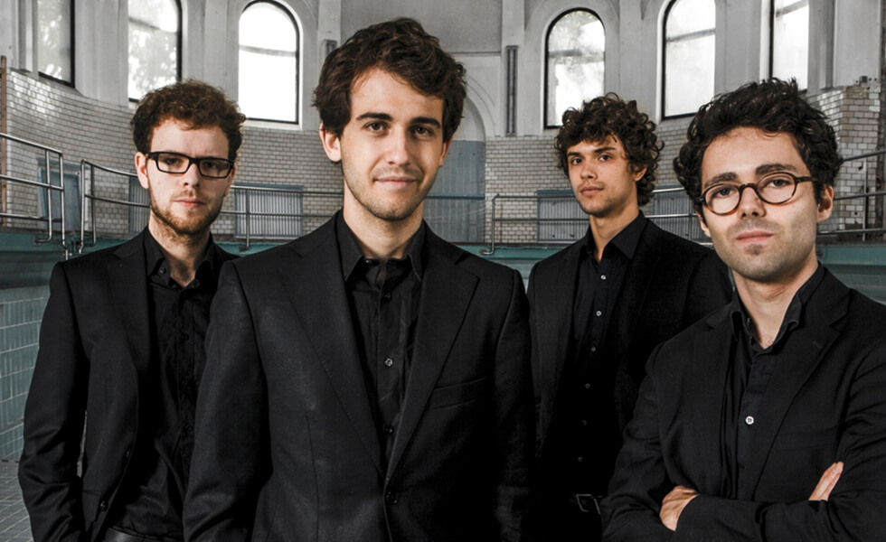 Jürgen Ponto-Stiftung Musik Vision String Quartet