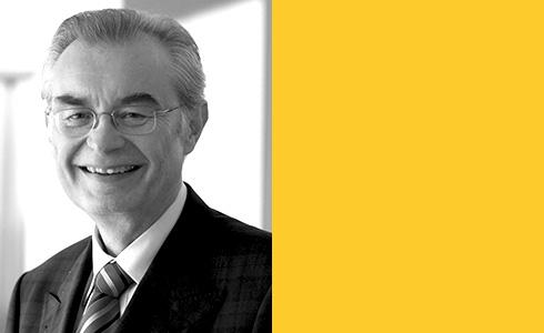 Professor Dr. Andreas Eckhardt Jürgen Ponto-Stiftung