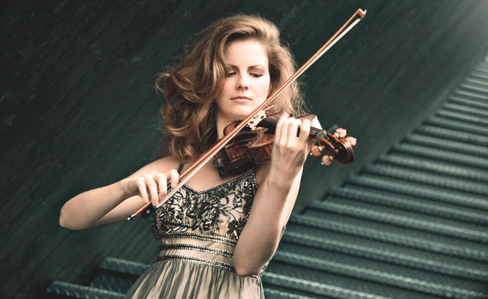 Jürgen Ponto-Stiftung Veronika Eberle Violine